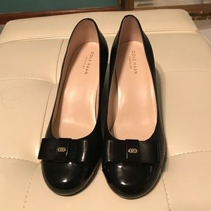 Cole Haan Black  Wedges shoes